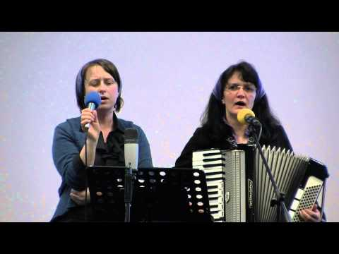 Carmen Prodan si Lidia Miron -