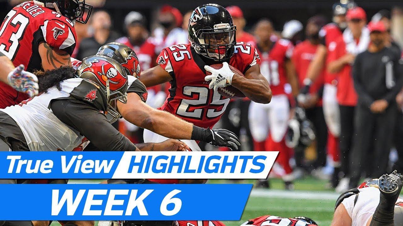 Top 360 & POV True View Plays of Week 6 | NFL True View