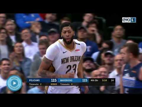 New Orleans Pelicans vs. Dallas Mavericks ~ NBA Full Game Highlights ~ 12.26.2018