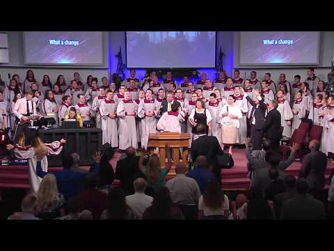 """He Made The Difference"" – FAC Sanctuary Choir"