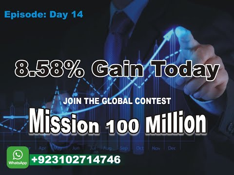 episode-day-14,-8.58%-gain-today,-successful-trading-in-chop-and-sideways-market,