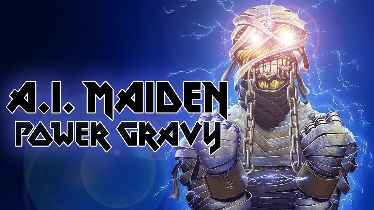 A.I. Maiden - I made a bot write Iron Maiden lyrics