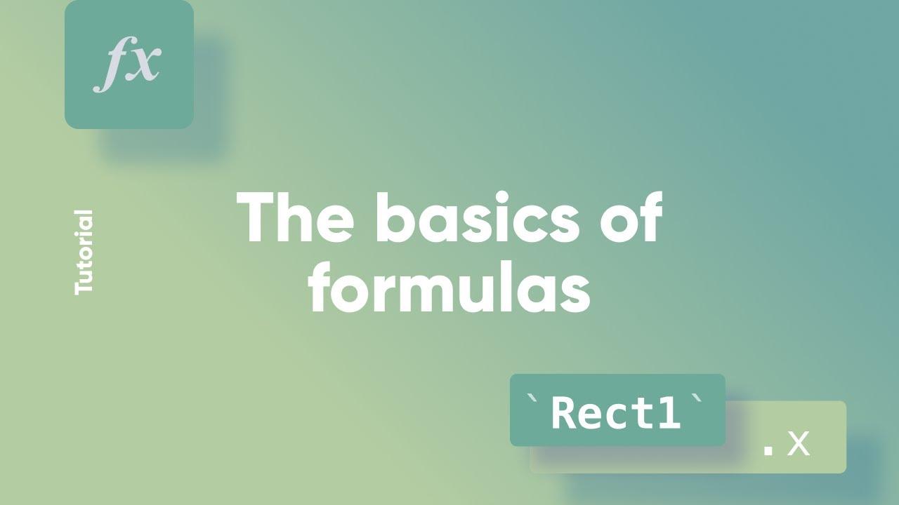 ProtoPie - Formula