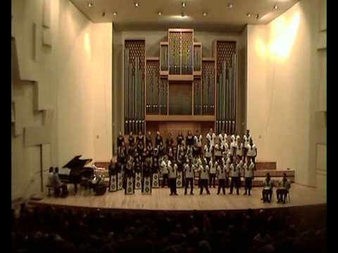 The South African Youth Choir - Sanctus