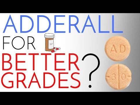 Does Adderall (& Stimulants) Improve Student GPA? – Overview of the Literature