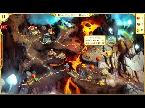 12 Labours of Hercules II The Cretan Bull Gameplay |