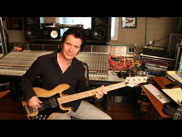 How to Record Bass - Warren Huart: Produce Like A Pro