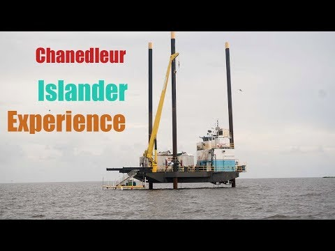 The Chandeleur Islander Experience