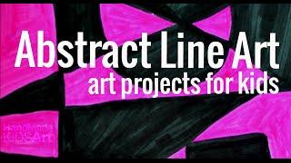 Video Art Projects for Kids: Abstract Line Art download MP3, 3GP, MP4, WEBM, AVI, FLV Juni 2018