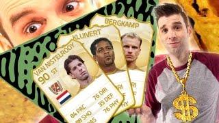 FIFA 15 - 3 LEGENDS BIJ ELKAAR!? - Ultimate Team