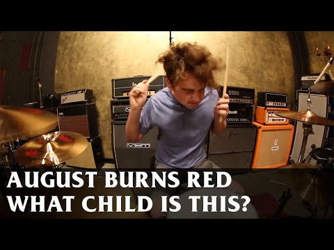 August Burns Red - What Child Is This? - Drum Cover mp3