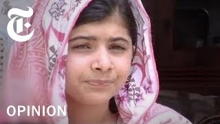 Malala Yousafzai Story: The Pakistani Girl Shot in Taliban Attack | The New York Times(Class Dismissed: A 2009 documentary by Adam B. Ellick profiled Malala Yousafzai, a Pakistani girl whose school was shut down by the Taliban. Ms. Yousafzai ..., 2012-10-10T22:12:05.000Z)