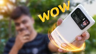 Mi 11 Ultra Unboxing & First Impression 🔥🔥🔥 நிஜமாவே இது Superphone-ஆ???