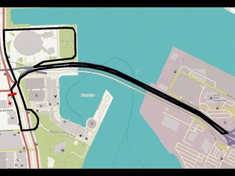 Assetto Corsa - Miami F1 proposed Layout