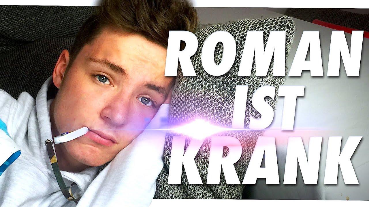 ROMANS ERKRANKUNG - YouTube