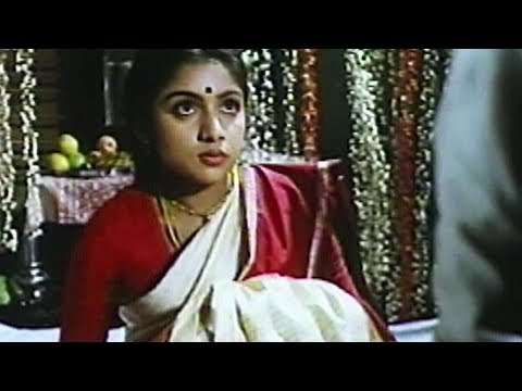 Revathi First Night With Mohan - Mouna Ragam   Tamil Scene 3