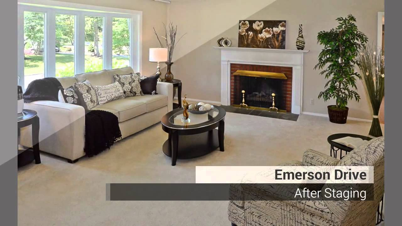 Professional Home Staging And Design Nj Before After Youtube