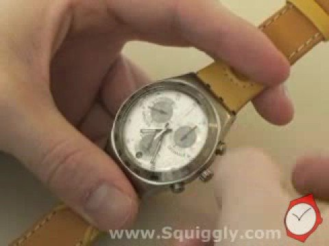 8286d6cad66 Swatch Chrono Calibration - YouTube