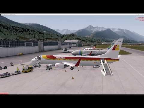 Iberia LOWI/LEIB