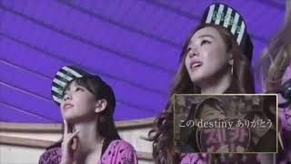 SNSD's Love And Peace Japan 3rd Tour Ending (2/2): Indestructible