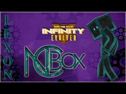 NCBox Infinity Evolved Díl 50 - Informační díl a jako bonus Resonant Energy Cell