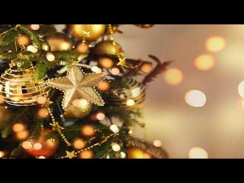 Украшения, иллюминация, подарки, рождественские торты,  частота сольфеджио, фоновая музыка
