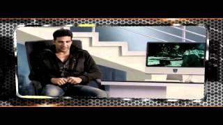 Making Of Transformers 3 - Dark Of The Moon - With Akshay Kumar