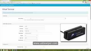 PayPal Virtual Terminal POS PHP Demo