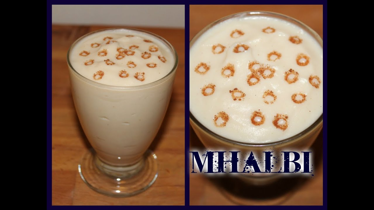 recette mhalbi dessert alg 233 rien