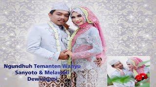 Gambar cover Ngundhuh Temanten  Wahyu Sanyoto & Melawati Dewianjani\\ #brumbungindah #Surakarta #Fatmawati