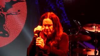Black Sabbath - Black Sabbath (Hartwall Areena, Helsinki, 20.11.2013)