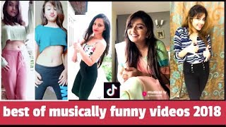 😀😀😀 The Most Popular Tiktok Musically Videos Of September | best of musically funny videos 2018