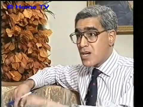 Mr  Balasaheb Thackeray rare interview by Karan Thapar