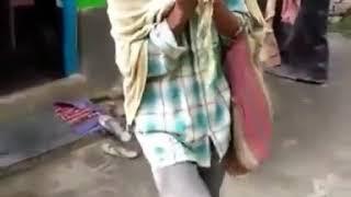 Funny guy dance ...