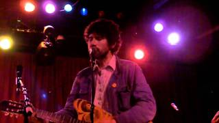 Gruff Rhys - If We Were Words (We Would Rhyme) & Velcro Horn Banter Nashville 5/24/11