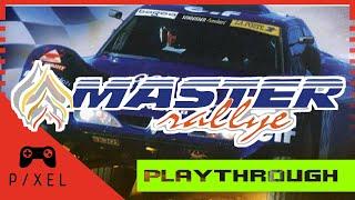 MASTER RALLYE :: Playthrough [2001, PC] | It