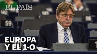 El discurso más viral de Verhofstadt: