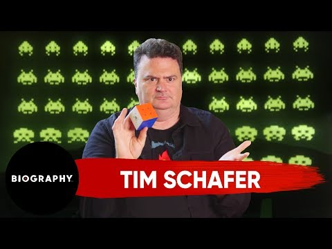 Tim Schafer: Legendary Video Game Designer | Biography
