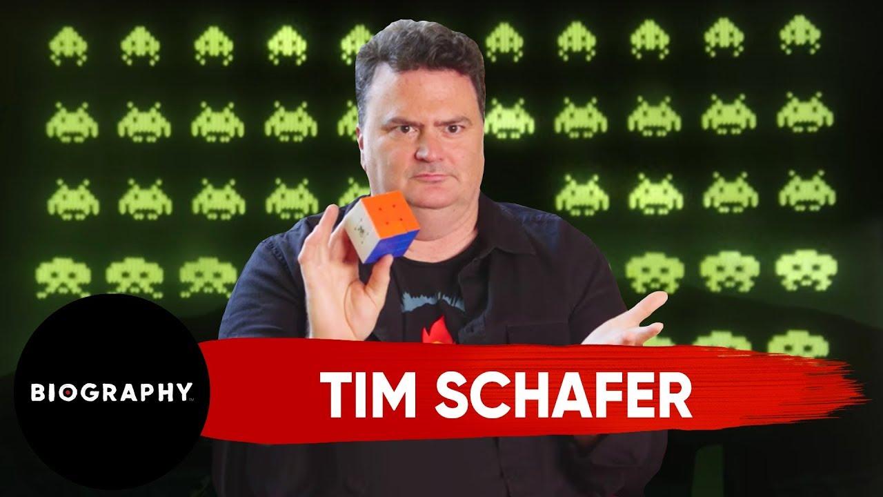 Tim Schafer Legendary Video Game Designer Biography YouTube - Famous video game designers
