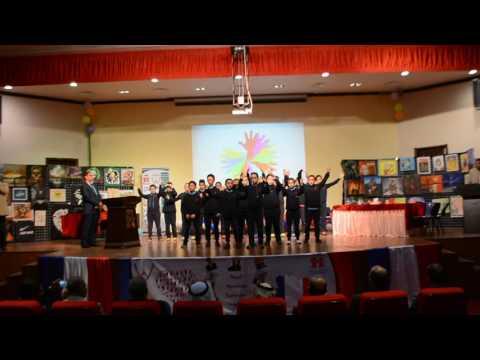 La journée de la Francophonie à l'école Al-Oruba Internationale