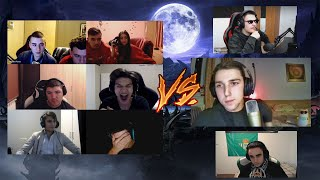 Streamers vs. Tinko (Martin Penev, El3nk0, Arabadjiew & more)