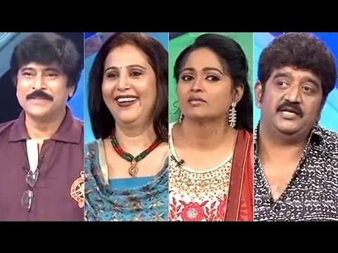 WOW 2 - 4th February 2014 (Bhanuchander, Geetha, Divyavani & Chinna's...)