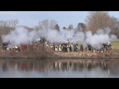 What Happened at the Battle of Concord?