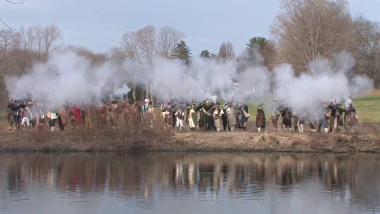 Download What Happened at the Battle of Concord?
