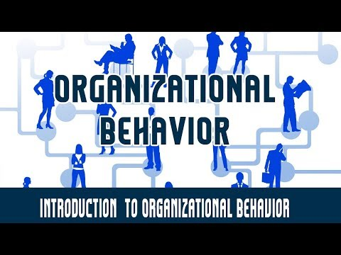 Management | Organizational Behavior | Introduction to