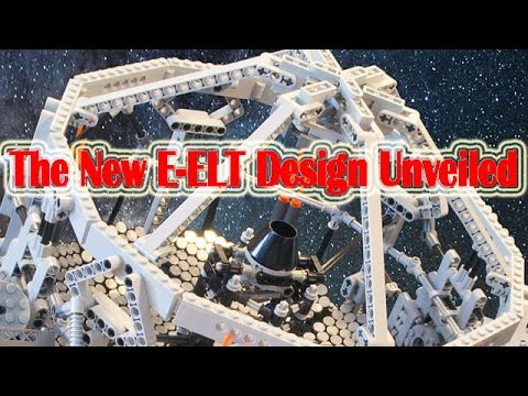 The New E ELT Design Unveiled​ | Discovers Comet Factory By ESO|Solar System Documentary Video|Star