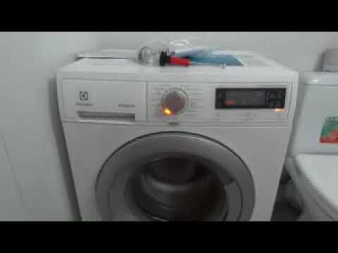 Стиральная машина Electrolux ews 1477 fdw стучит http://electrolux .