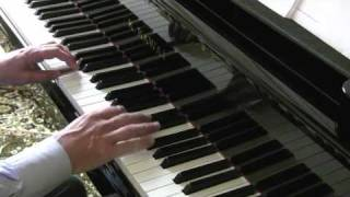 Minuet in G (BWV 114) - Notebook of Anna Magdalena Bach - Played by Pianopod