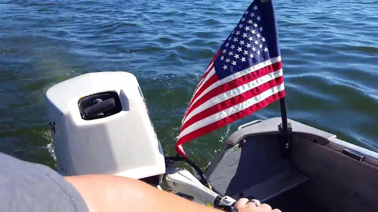 Spun Propeller Hub On A Hp Outboard
