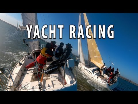 OUR FINAL YACHT RACE OF THE YEAR